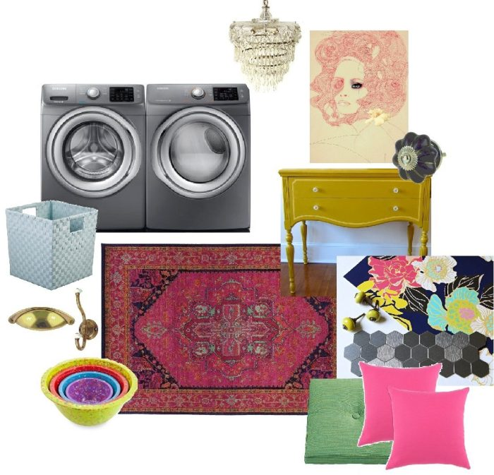 One Room Challenge Laundry Room – Week Four