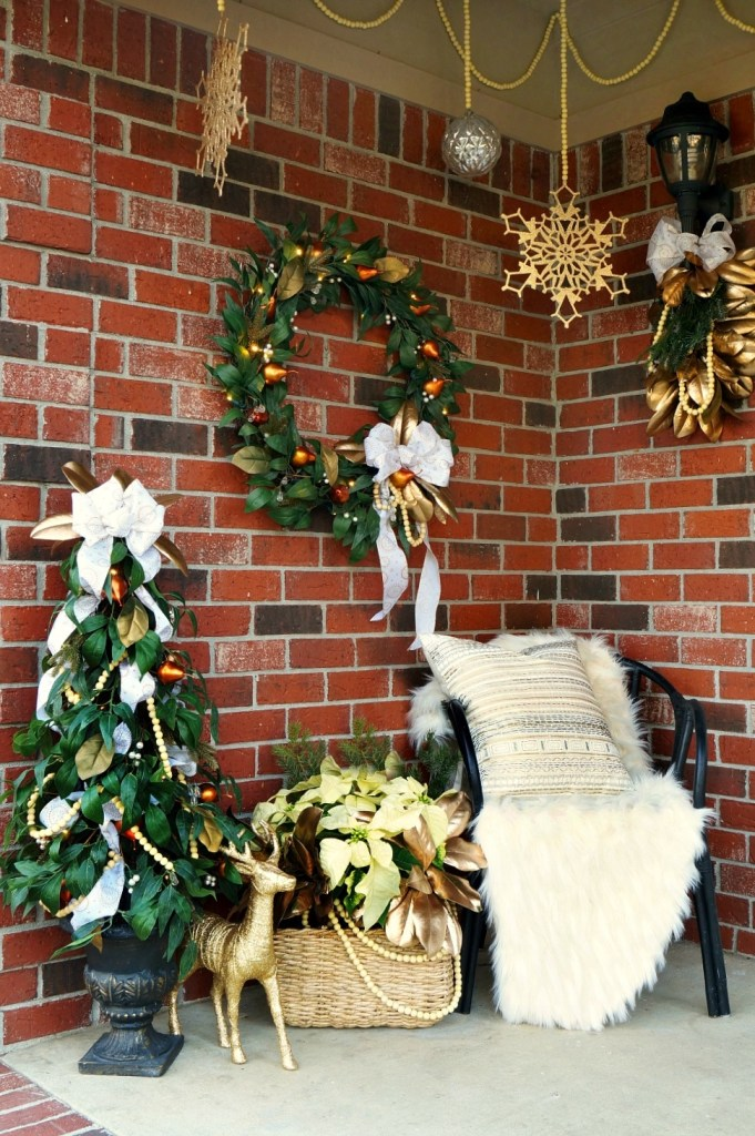 Home Decorators, Holiday Home Tour (part 2) and Giveaway!