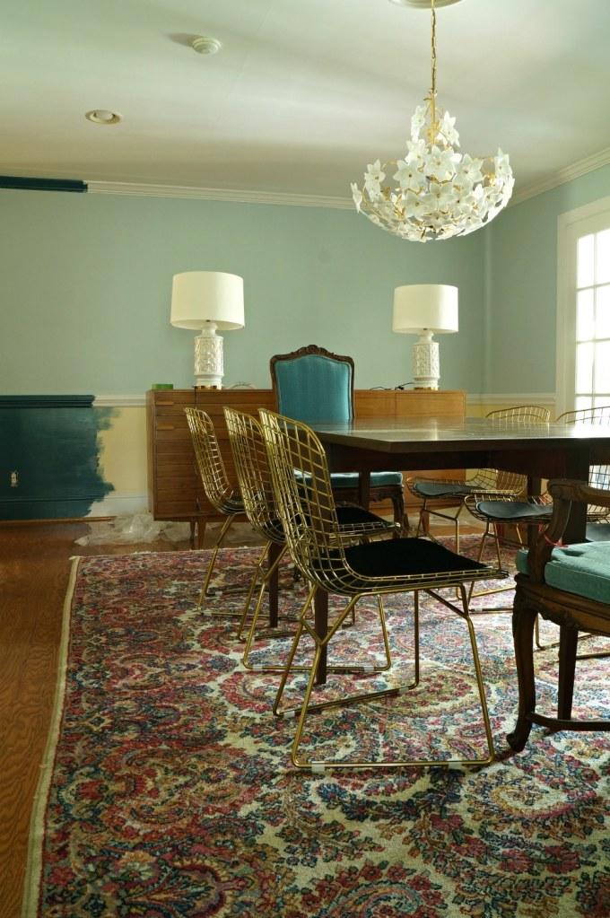 One Room Challenge – Week Three, Dining Room
