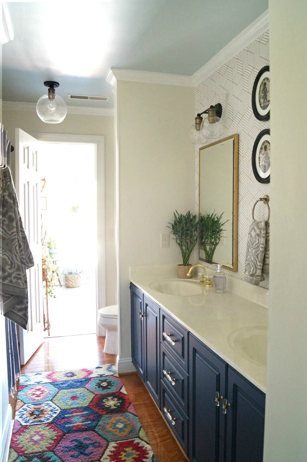 4 Week Bathroom Refresh U2013 Reveal