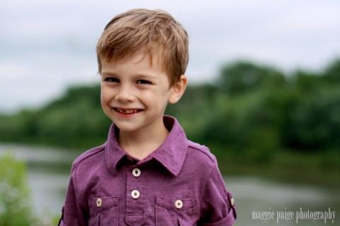 Blake, age 3