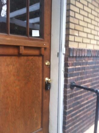 Good Old-Fashioned Door