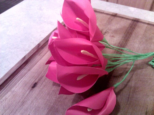 How To Make A Paper Origami Flower Lily Year Of Clean Water