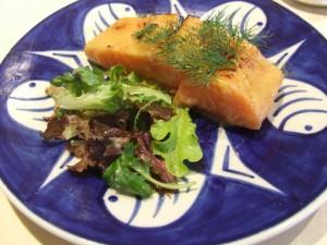 White miso marianated salmon[Saikyo Yaki]