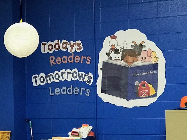 Classroom Reveal and Other Thoughts