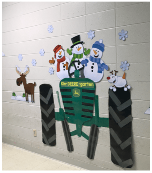 Oh December! You're here already? CVC and Final Consonant FREEBIE