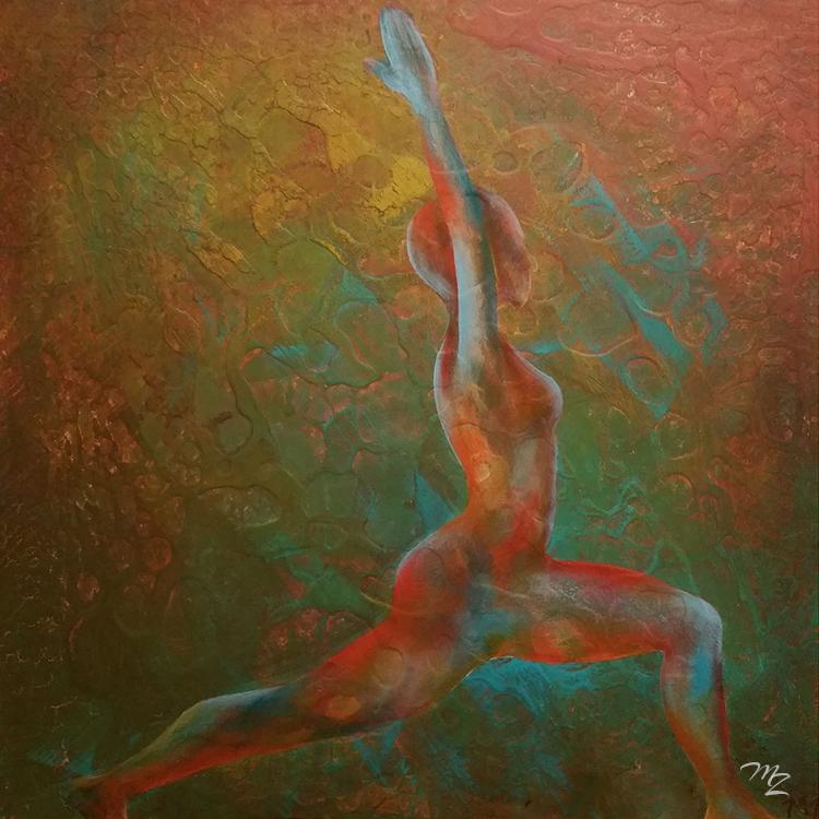 Original art work Maggie Ziegler Courtenay BC