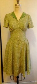 Motown the Musical: 1930's Dress for Chorus - Front.