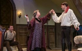 Royal Family - Tony and Fanny Act 2