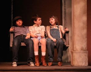 To Kill a Mockingbird - Jem, Dill and Scout2