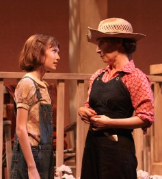 To Kill a Mockingbird - Scout and Miss Maude