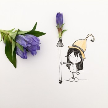 Streghe di fiori