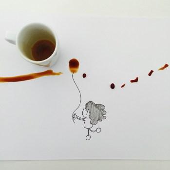 Palloncini e caffè