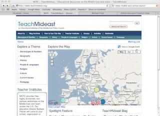 TeachMidEast.org