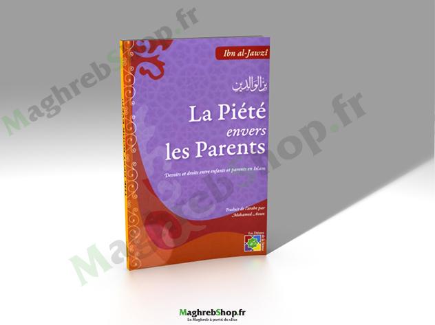 Livre : La Piété envers les parents