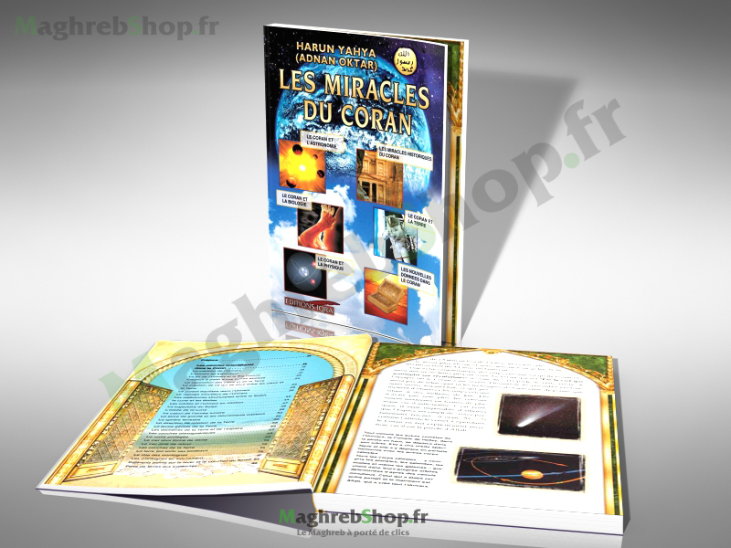 Livre : Les Miracles Du Coran