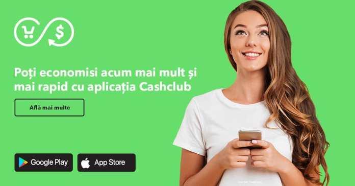 aplicația CashClub