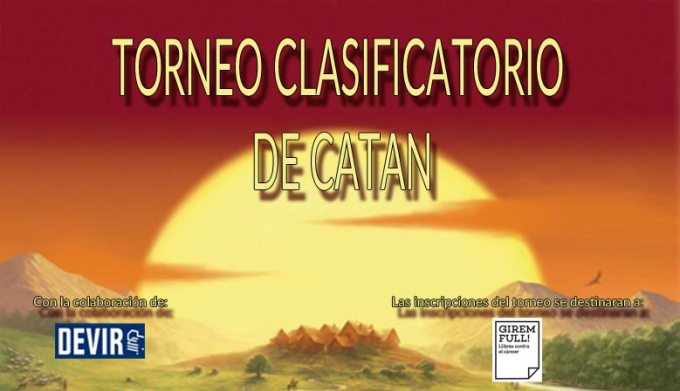 Torneo Catan