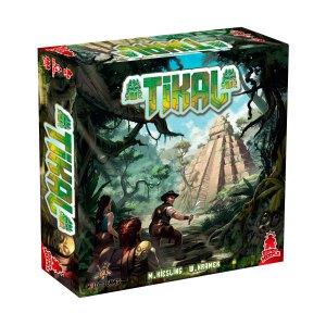 Juego Tikal