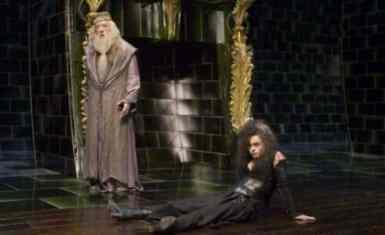 dumbledore y bellatrix