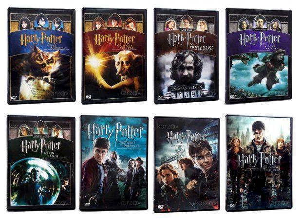 Orden de las películas de Harry Potter: ¡IMPRESCINDIBLE DE SABER!