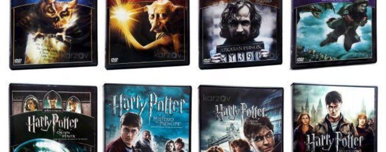 películas de Harry Potter en orden