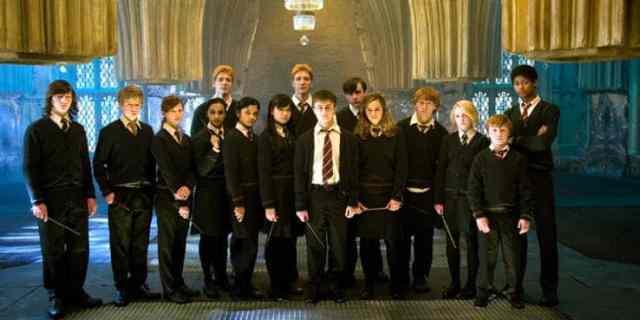 ejercito de Dumbledore.