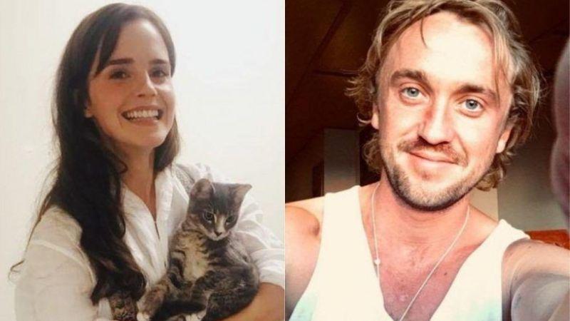 Emma Watson y Tom Felton ¿Pareja?