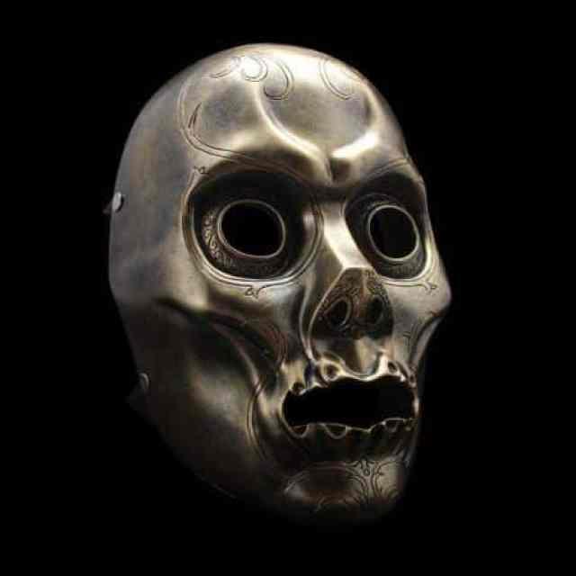 máscaras de mortífagos