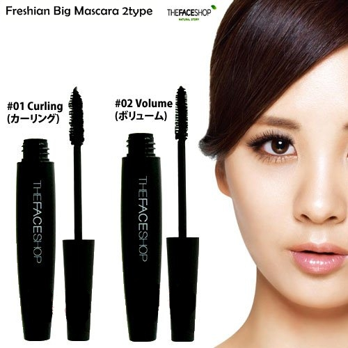 Тушь для ресниц THE FACE SHOP Freshian Big Mascara
