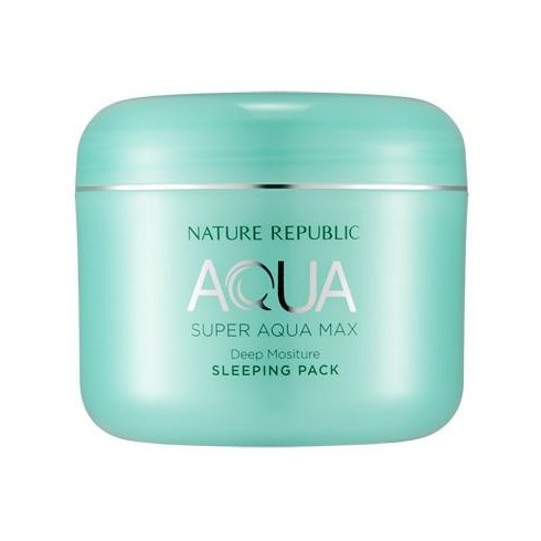 Nature Republic - Super Aqua Max Deep Moisture Sleeping Pack