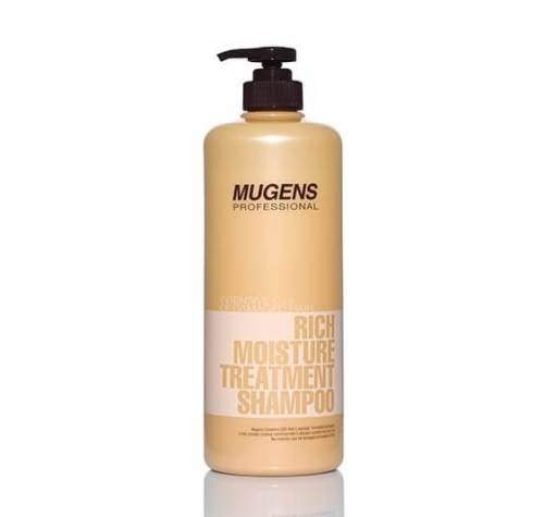 WELCOS MUGENS Rich Moisture Treatment Shampoo
