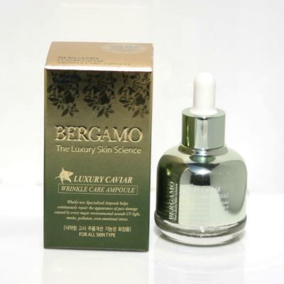 BERGAMO Luxury Caviar Wrinkle Care Ampoule