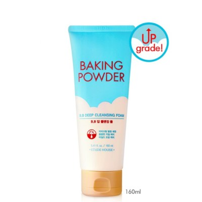 Etude House Baking Powder BB Deep Cleansing Foam 160