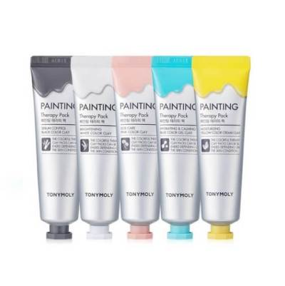 Лечебная маска Tony Moly Painting Therapy Pack