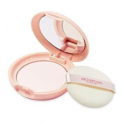 SKINFOOD PEACH COTTON PORE SUN PACT SPF42