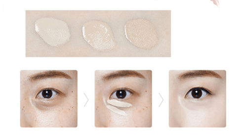 Консилер The Saem Cover Perfection Tip Concealer SPF 28 PA++