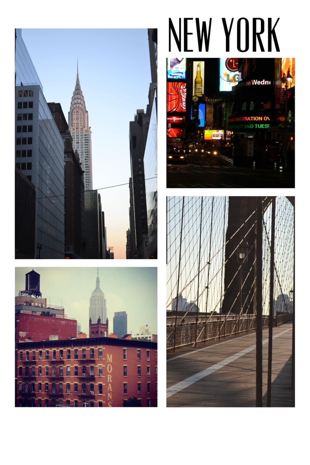 10 raisons de partir a New York