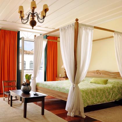 Room ANgola at La Villa Bahia, Pelourinho, Salvador de Bahia 200