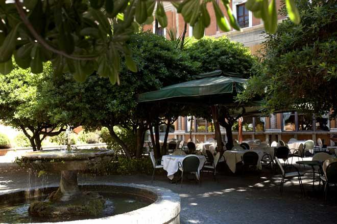 la veranda - italie - rome 1