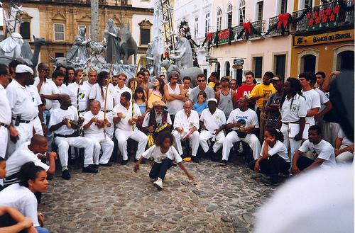 Le Pelourinho - Salvador de Bahia - Bresil 6
