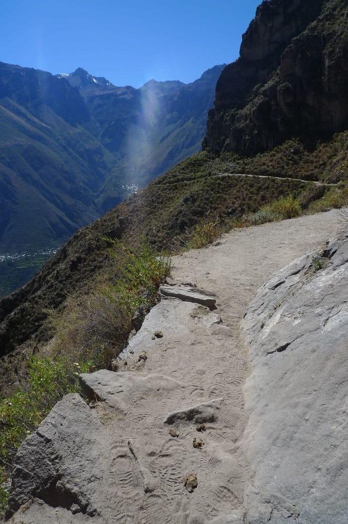Canyon de la Colca - Perou - 1