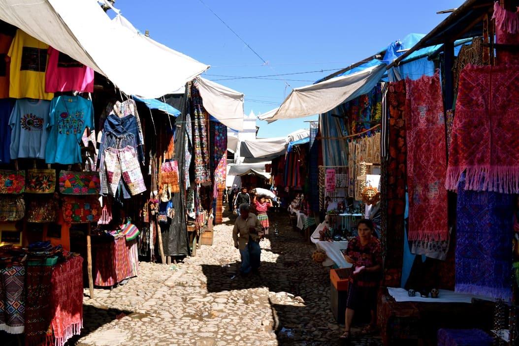 Chichicastenango - guatemala - marche 4