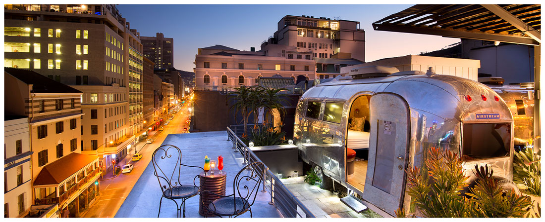 the grand daddy hotel - cape town - AFS
