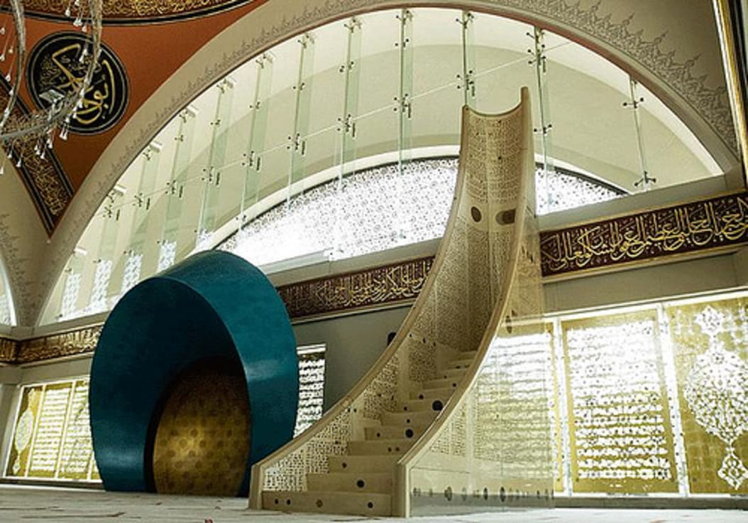 Mosquees - istanbul - turquie 12 - mosquee-2-b4c53