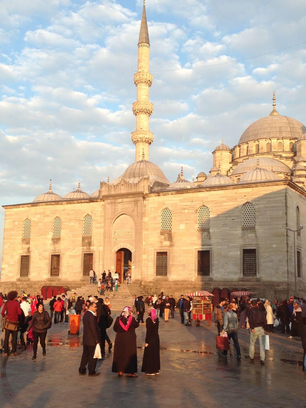 Mosquees - istanbul - turquie 2