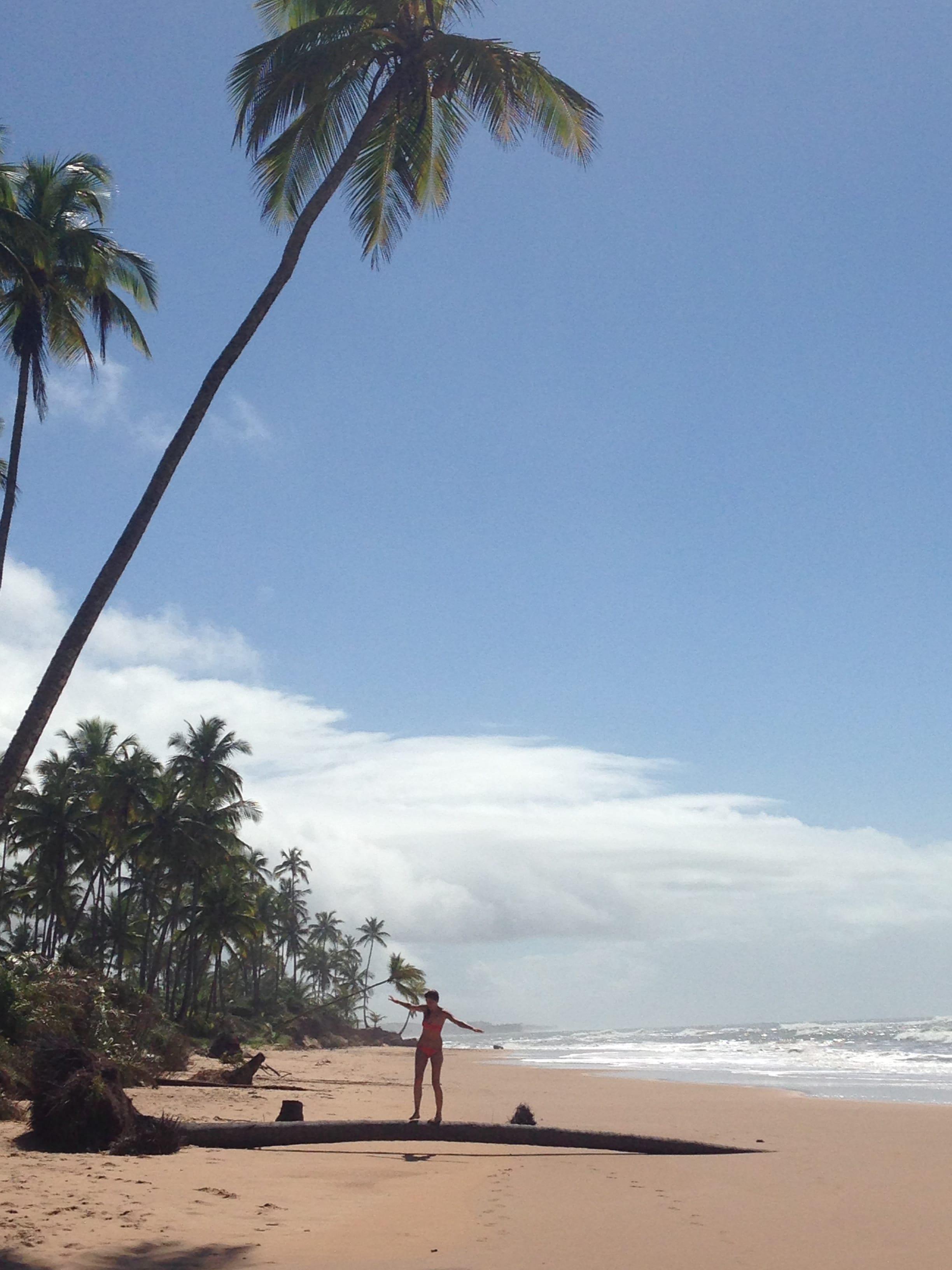 Peninsula de Marau - Bresil 1