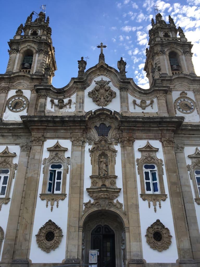 SANCTUAIRE DE NOSSA SENHORA DOS REMEDIOS - lamengo - portugal