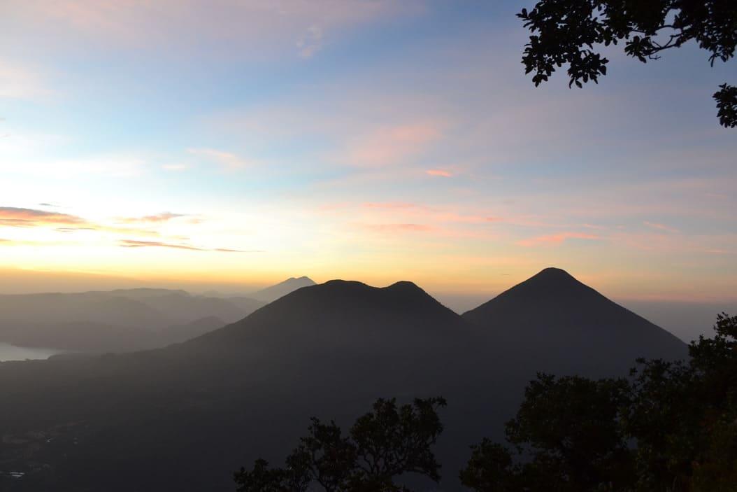 Volcan San Pedro - Lago Atitlan - Guatemala 7