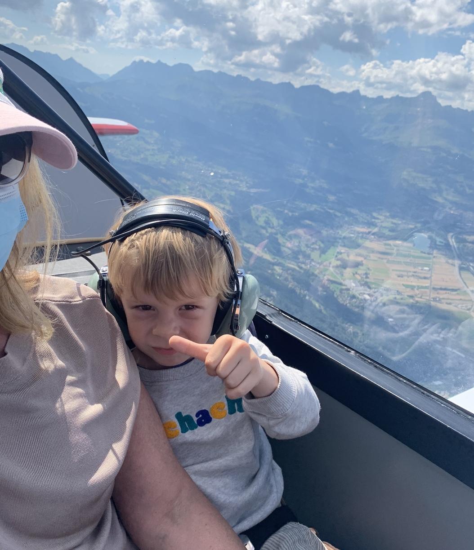 aerocime - vol avion massif du mont blanc - megeve - France - image 9